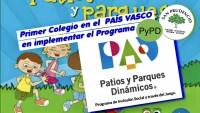 PATIOS Y PARQUES DINÁMICOS EN SAN PRUDENCIO