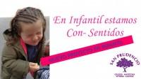 EN INFANTIL ESTAMOS CON-SENTIDOS