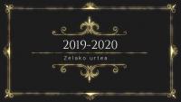 2019-2020 ZELAKO URTEA!!