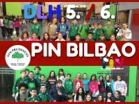 PIN DE BILBAO 5º y 6º EPO