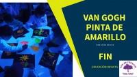 VAN GOGH PINTA DE AMARILLO LLEGA A SU FIN