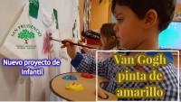¡¡VAN GOGH PINTA DE AMARILLO LOS CARNAVALES DE INFANTIL!!