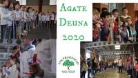SANTA AGUEDA 2020 EN EL COLEGIO SAN PRUDENCIO