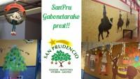 SAN PRUDENCIO ENGALANADO PARA LAS NAVIDADES