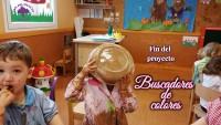 LOS BUSCADORES DE COLORES ALCANZAN LA META