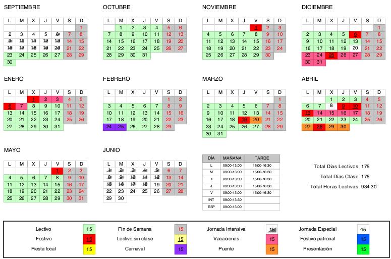 Calendario Laboral Alava 2020.Infantil Y Primaria Colegio San Prudencio Ikastetxea